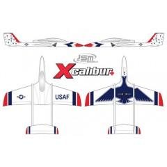 JSM Xcalibur Plus (Thunderbirds) RIPMAX