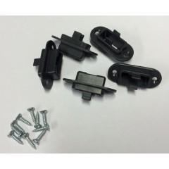 Support-verrou connecteur prise MG6  Multiplex