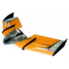 Aile volante ZORRO Orange de RC FACTORY