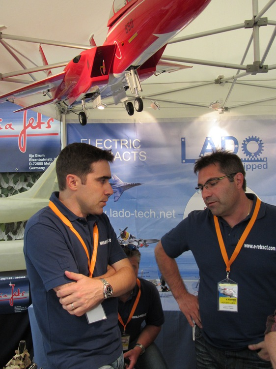 jetpower 2011 E-RETRACT