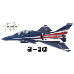 KIT J-10 indoor env.0.70m Multiplex