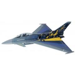 KIT Eurofighter indoor env.0.70m Multiplex