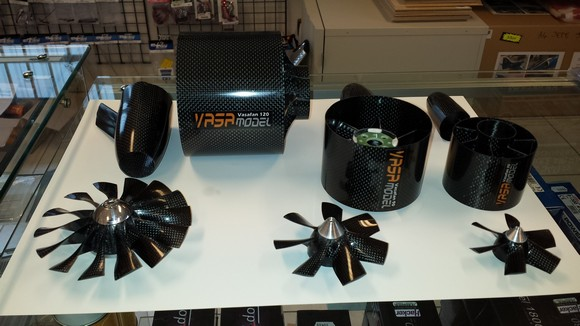 Vasa model 120mm 14 blades